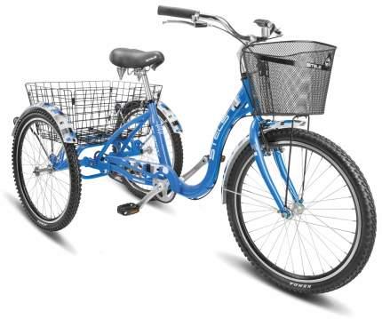 """Велосипед Stels Energy IV 24 V020 2018 15.5"""" синий"""