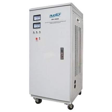 Однофазный стабилизатор RUCELF SDV-20000