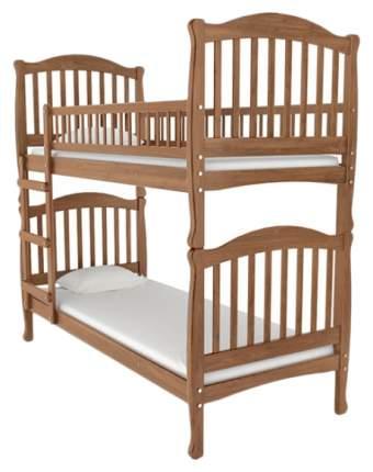 Двухъярусная кровать Nuovita Altezza Due Ciliegio Вишня