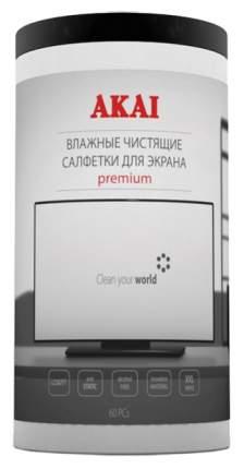 Влажные салфетки для всех типов экранов Akai KS-203 105 шт