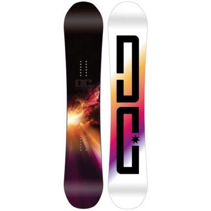 Сноуборд DC Ply W 2018, 142 см