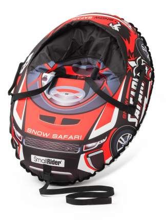 Надувные санки-тюбинг Small Rider Snow Cars 3 Сафари красный