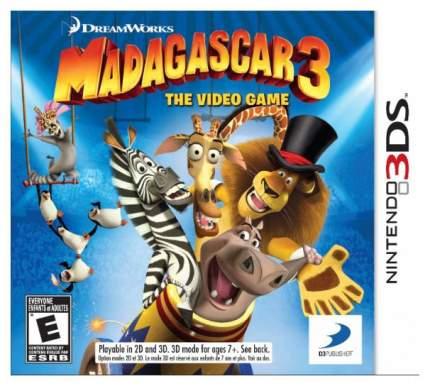 Игра для Nintendo 3DS Madagascar 3: The Video game