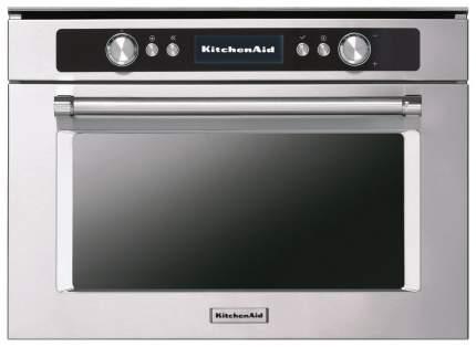 Встраиваемый электрический духовой шкаф KitchenAid KOQCX45600 Silver