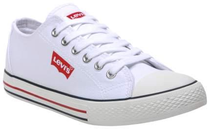 Кеды Levi's Kids white 36 размер