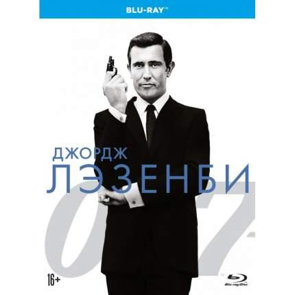 BLU-RAY-видеодиск Джордж Лэзенби: На секретной службе ее Величества (Коллекция 007)