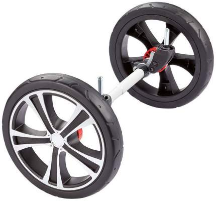 Колеса для коляски Gesslein Indy Инди черный
