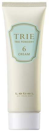 Крем для укладки волос Lebel Trie Powdery Cream 6 80 г