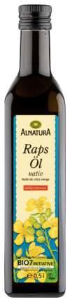 Масло рапсовое Alnatura нерафинированное 0.5 л