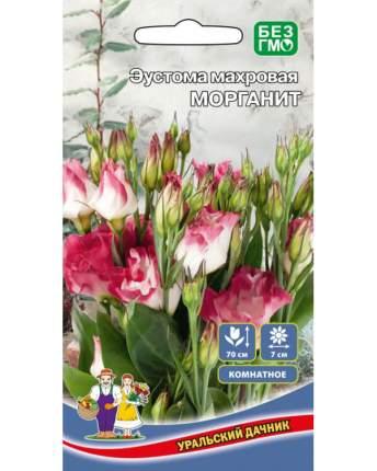 Семена Эустома Морганит, 5 шт, Уральский дачник