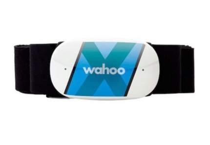 Пульсометр Wahoo TICKR X Heart Rate Monitor голубой/черный
