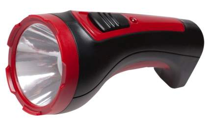 Туристический фонарь Космос 101W LED черный/красный, 2 режима