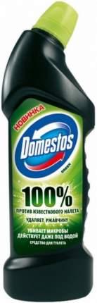Чистящее средство Domestos лайм для унитаза антиржавчина антиналет 750 мл