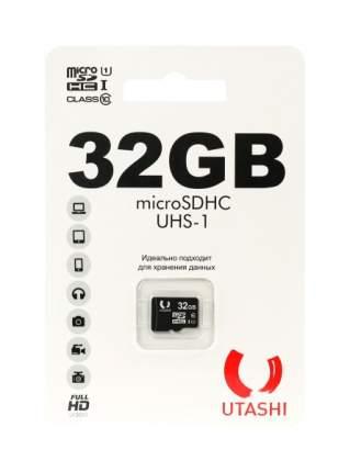 Карта памяти UTASHI Micro SD UT32GBSDCL10-00 32GB
