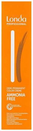 Тонирующая краска Londa professional Ammonia free 6/75 Темный блонд коричнево-красный