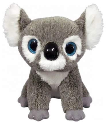 Мягкая игрушка ABtoys Коала серый,15 см