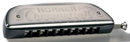 HOHNER Chrometta 10 Губная гармоника хроматическая