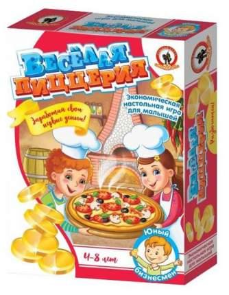 Игра настольная Русский стиль Веселая пиццерия 3491