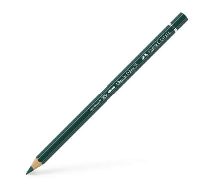 Акварельный карандаш Faber Castell Albrecht Durer цвет хвойная зелень