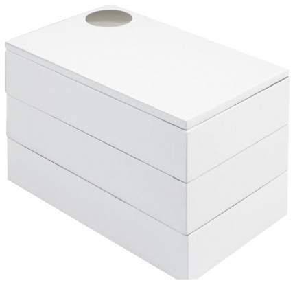 Шкатулка Umbra Spindle 308712-660 Белый