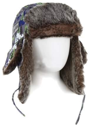 Детская шапка Lappi Kids  Серый р.52
