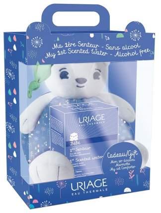 Набор Uriage Первая парфюмированная вода 50 мл + Мягкая игрушка Мармот U06647