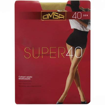 Колготки Omsa SUPER 40 /  Caramello  (Телесный) / 4 (L)