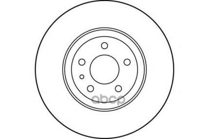 Тормозной диск GIRLING 6017491