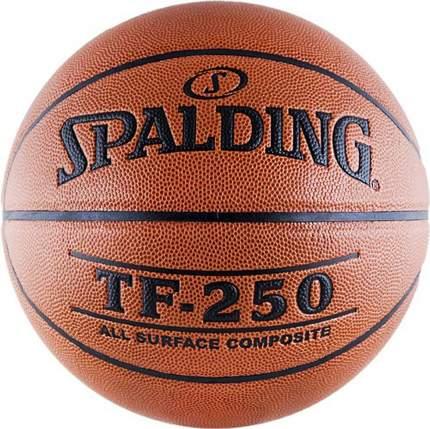 Баскетбольный мяч Spalding TF-250 №6 brown
