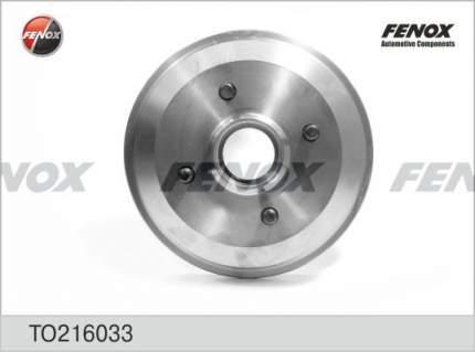 Тормозной барабан FENOX TO216033