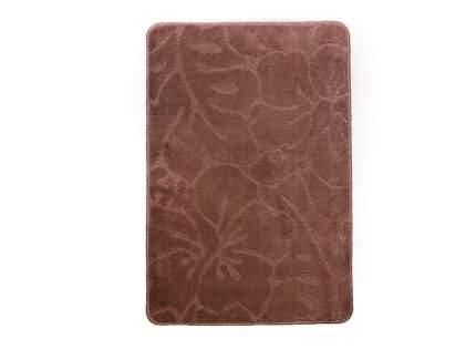 Коврик для ванной ЭКО шоколадный, SHAHINTEX 2449-3