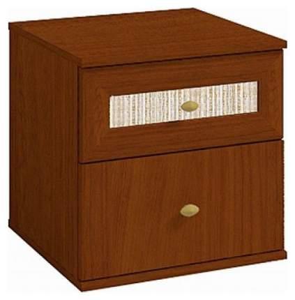 Тумба прикроватная приставная Глазов мебель Милана 1 GLZ_T0004201 45,2x38,6x46,7 см, орех