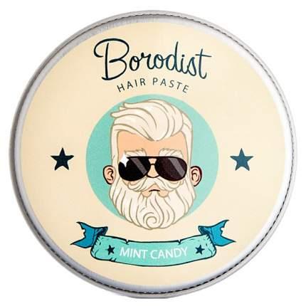 Средство для укладки волос Borodist Hair Paste Mint Candy 100 г