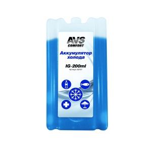 Аккумулятор холода AVS IG-200ml (пластик) / 80707