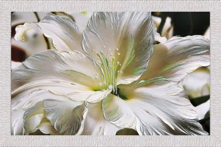 Репродукция в раме 106х76 см Hoff Белая лилия