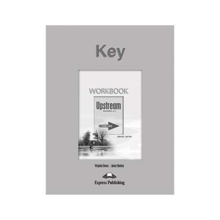 Upstream, A1+, Beginner, Workbook Key, Ответы к Рабочей тетради