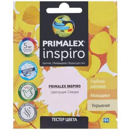 Краска для внутренних работ Primalex Inspiro Тестер 30мл Цвет Сакура, PMX-I15