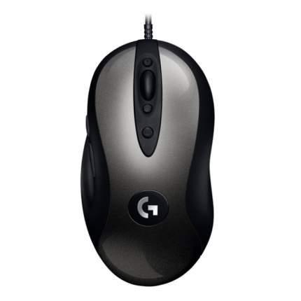 Игровая мышь Logitech MX518 Black (910-005544)