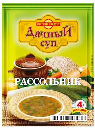 Суп дачный Русский Продукт рассольник варочный 65 г