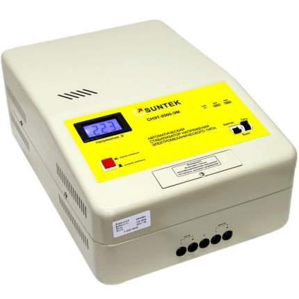 Стабилизатор напряжения электромеханического типа SUNTEK эм 8500ВА