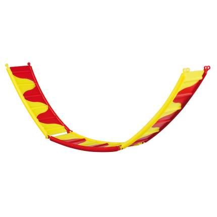 Комплектующее для клеток IMAC мостик для хорьков, желтый, красный, 20,5 х 6,5 х 10 см