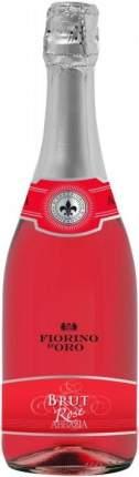 Игристое вино Abbazia  Fiorino d'Oro Brut Rose