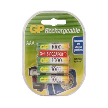 Аккумулятор GP Batteries 100AAAHC 4 шт
