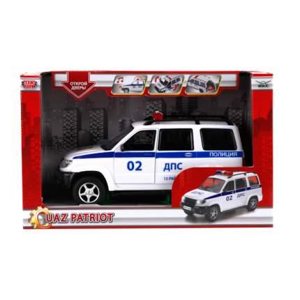 Полицейская Машинка Технопарк Uaz Patriot Полиция