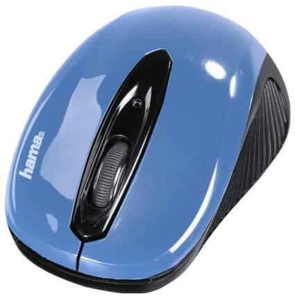 Беспроводная мышь Hama AM-7300 Cyan (86566)