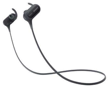 Беспроводные наушники Sony MDR-XB50 Black