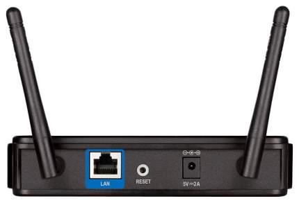 Точка доступа Wi-Fi D-Link DAP-2310/A1A Черный