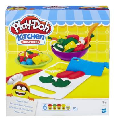 Play-Doh игровой набор приготовь и нарежь на дольки b9012