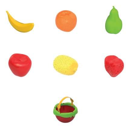 Набор НОРДПЛАСТ фрукты в ведерке