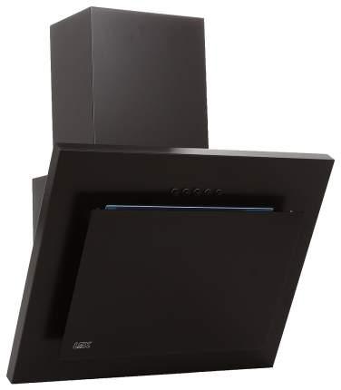 Вытяжка наклонная LEX Mini 500 Black